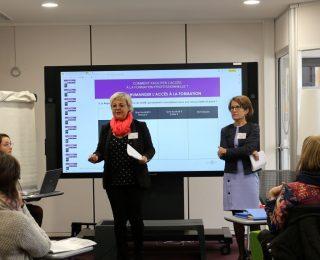 Comment faciliter l'accès à la formation professionnelle?