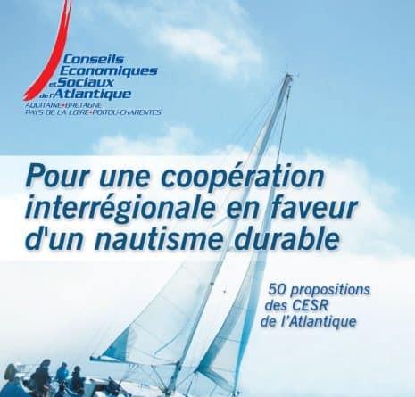 «Pour une coopération interrégionale en faveur d'un nautisme durable» (2009)et«Pour la concrétisation d'un Réseau Nautique Atlantique»