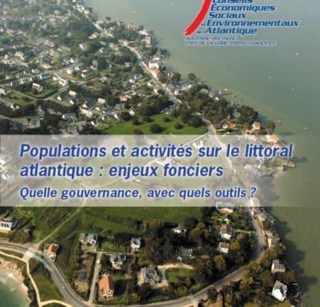 Populations et activités sur le littoral atlantique