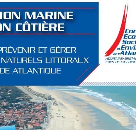 Submersion marine et érosion côtière