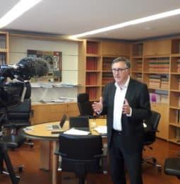 Jacques-Bordreau-Interview par TV VEndee