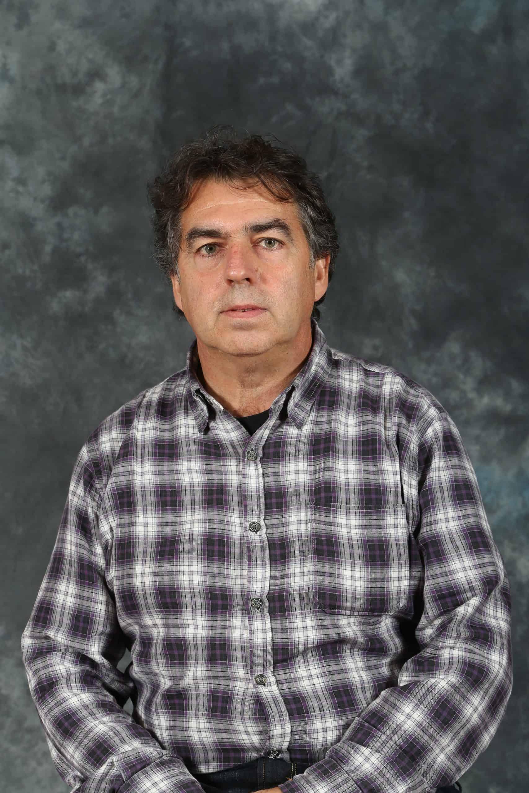 Luc Serrano-Conseiller du CESER des Pays de la Loire en 2016